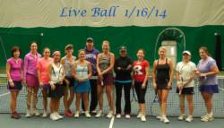 Live Ball - Jan 2014